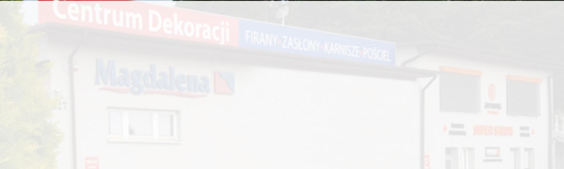 Firany Zasłony Tekstylia Domowe E Sklep Magdalena24