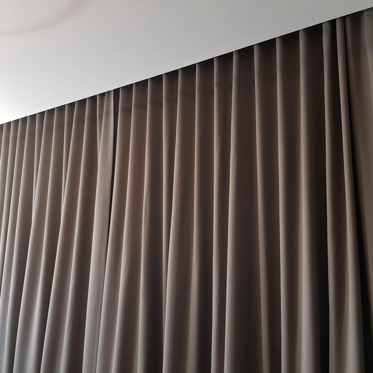 Mag 334 Zasłona Hotelowa Blackout Na Fali W Rozm 300x250 Cm Za 10 Szt